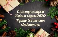 Поздравления от Дипломат с наступающим Новым годом !