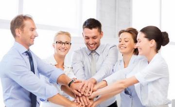 Дружный коллектив - залог успешной работы